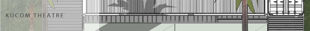 STEA astute architecture container kucom theatre