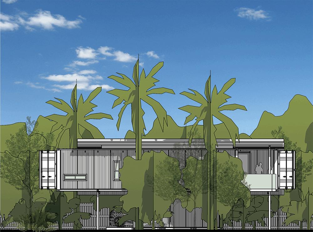 STEA astute architecture container emu street