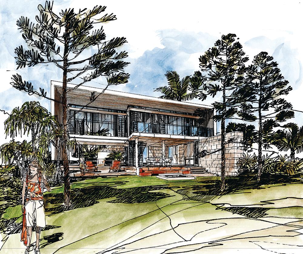 STEA astute architecture residential zilzie